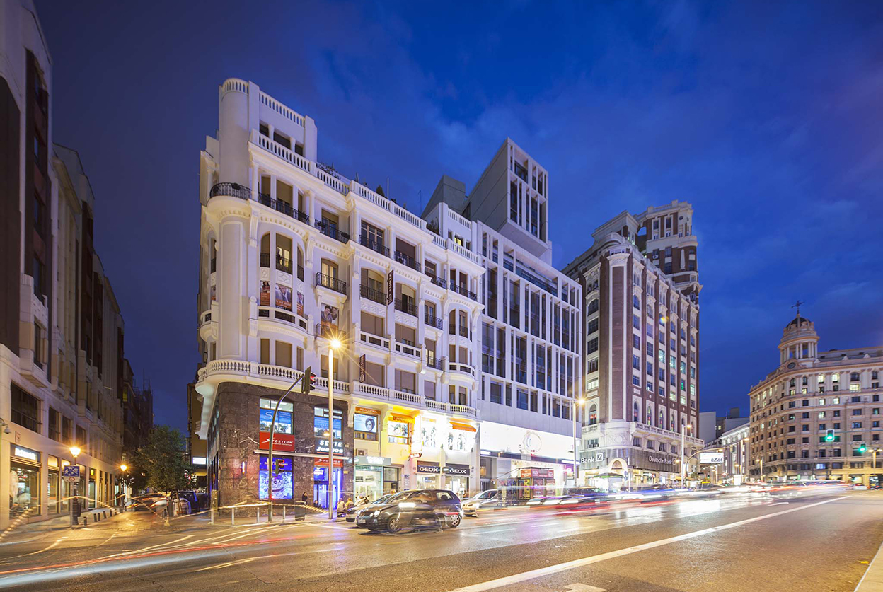 Arquitectura vanguardista en espa a estudio de - Arquitectos en madrid ...