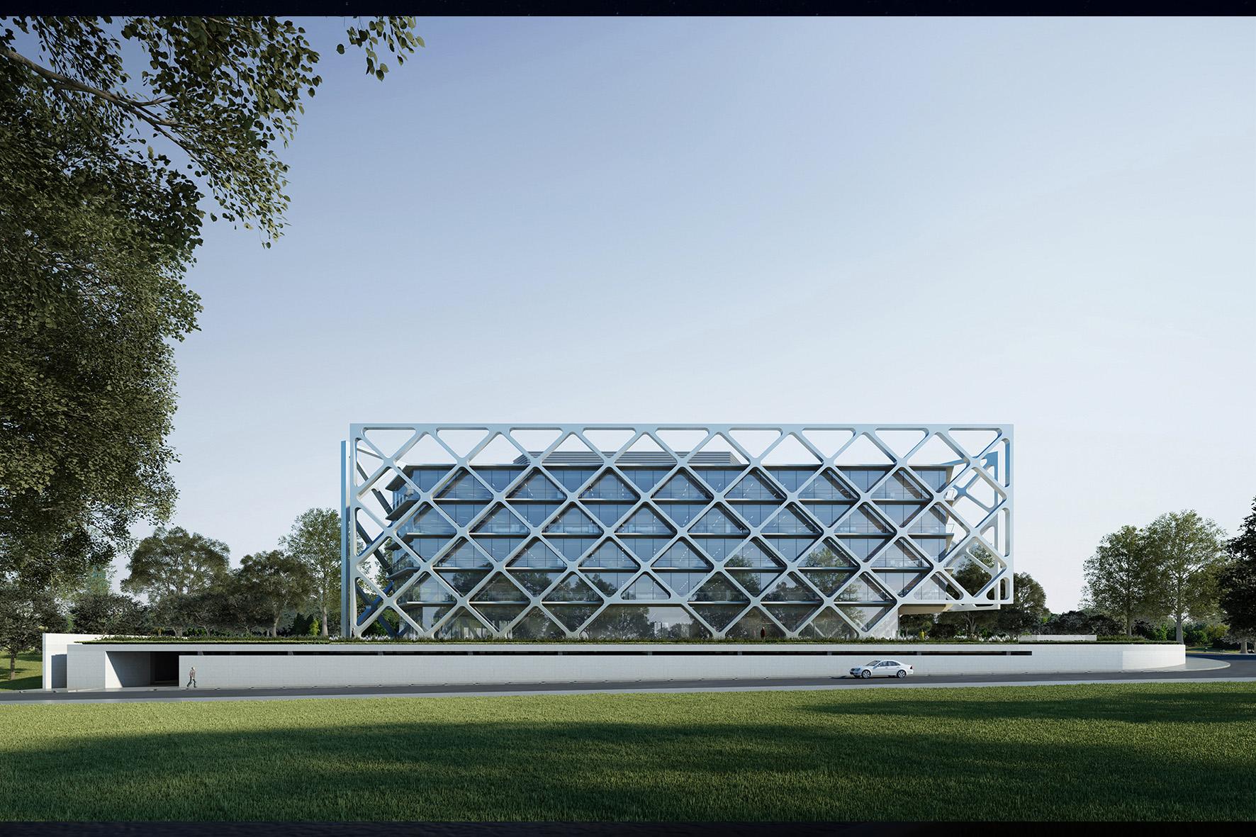 Estudio arquitectura contemporanea madrid arquitectura for Fachadas contemporaneas de edificios