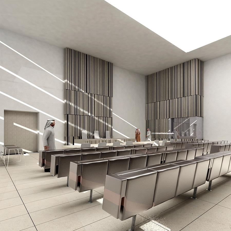 La mejor firma de arquitectos en espa a firma for Oficinas endesa cordoba